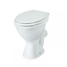 Vaal Sanitaryware - Paraplegic New - Toilets - Paraplegic - White