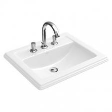 Villeroy & Boch - Hommage - Basins - Drop-In - White